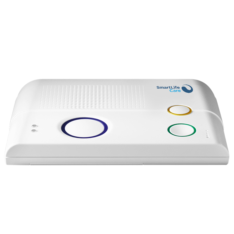 The personal alarm solution for comprehensive security throughout