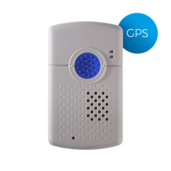 Mobile alarm unit with GPS for on the go    SmartLife Care